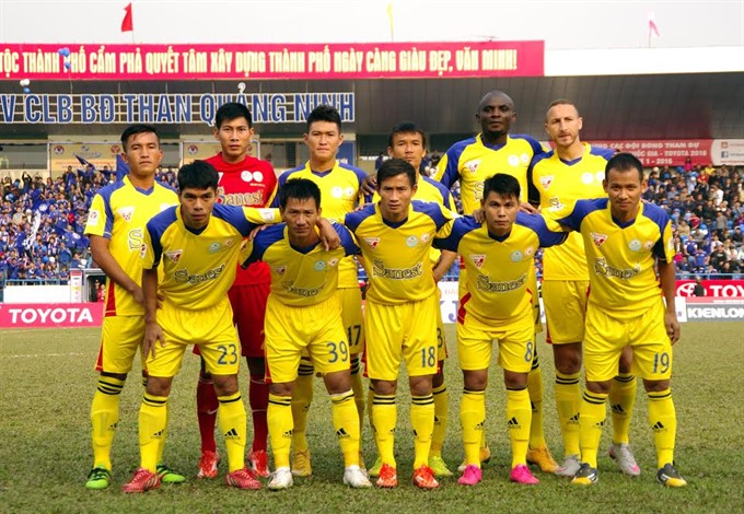 Khánh Hòa may pose challenge in V. League