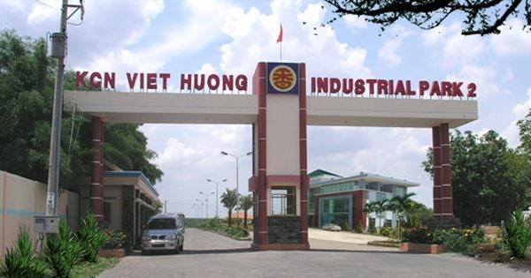 Bình Dương IP fined for polluting Sài Gòn River