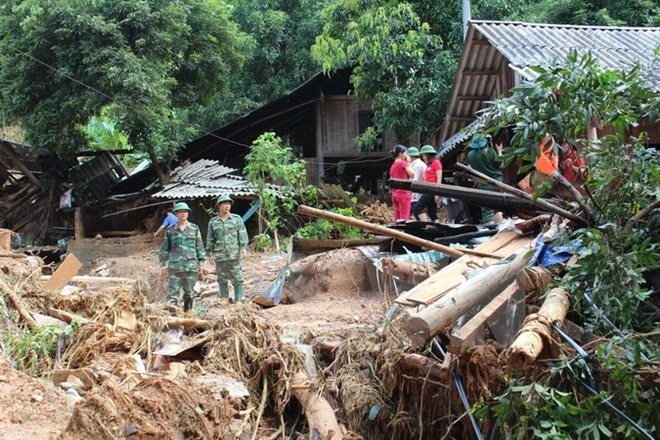 VN needs to improve forecasting disaster management