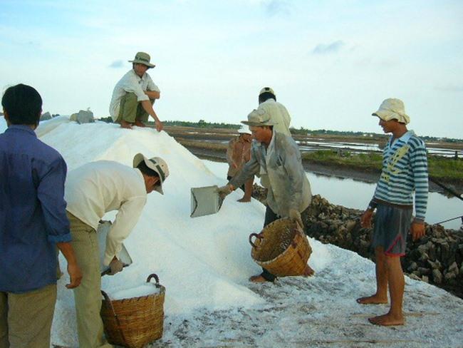 Salt price increases