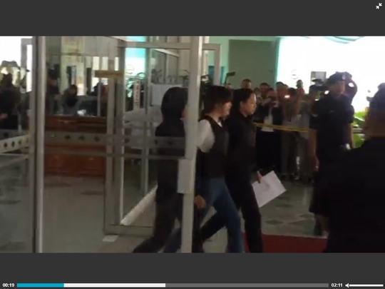 Hương pleads not guilty