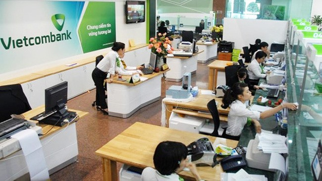 Vietcombank posts 31% profit rise