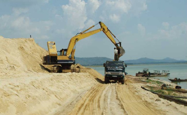 VN to run out of sand in 5 years