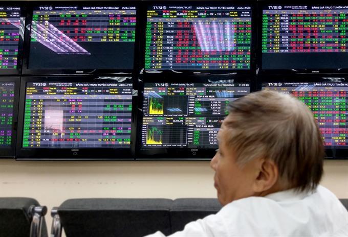 Shares rise again caution lingers