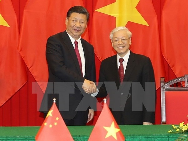 Growth of one opportunity for the other: VN-China joint statement