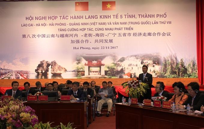 Việt Nam China augment cooperation along economic corridor