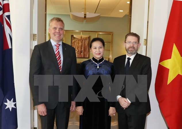 Việt Nam deepens ties with Australia
