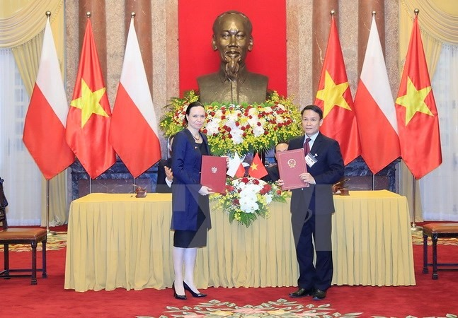 Vietnam News Agency resumes cooperation with Polish counterpart