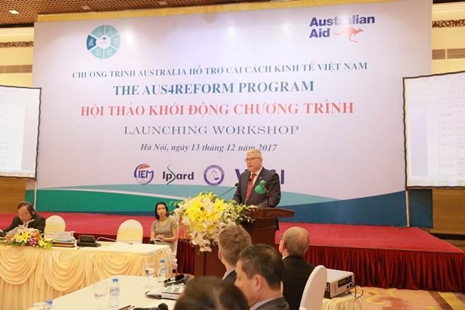 Aussies help Việt Nam hasten economic reform