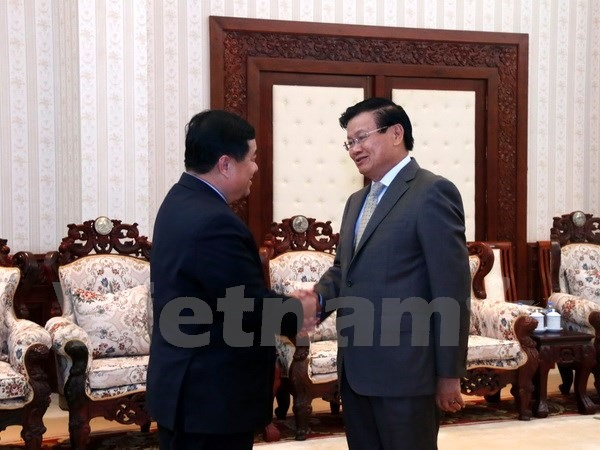 Laos attractive to Vietnamese investors: Minister