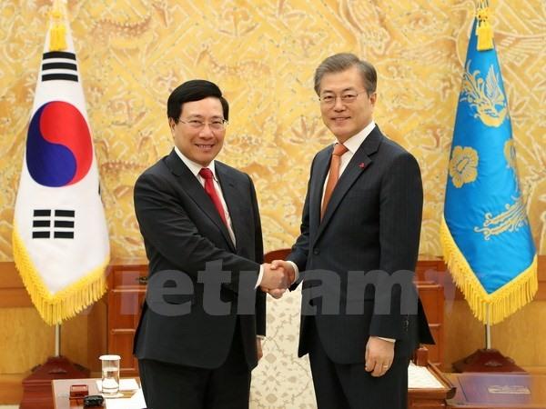 VN seeks to bolster RoK partnership