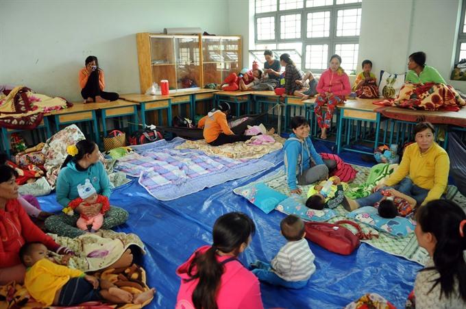 Nation braces for Typhoon Tembin