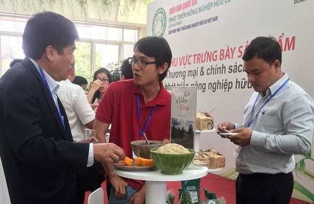 Organic farming has great potential in VN: experts