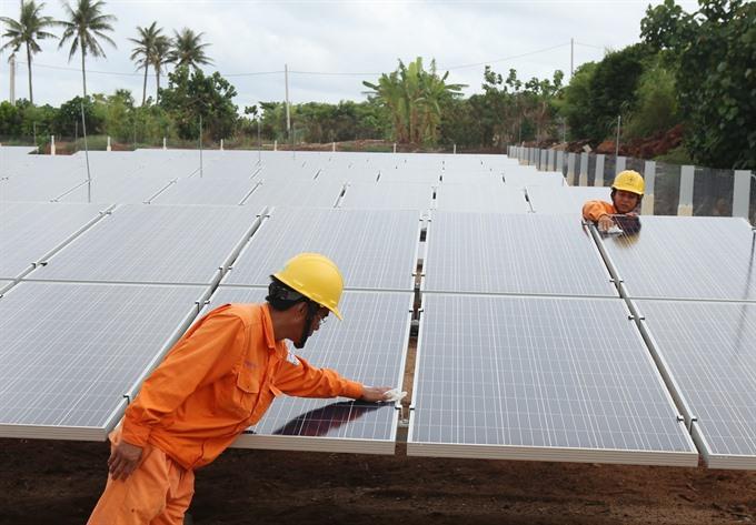 Cần Thơ puts focus on solar power