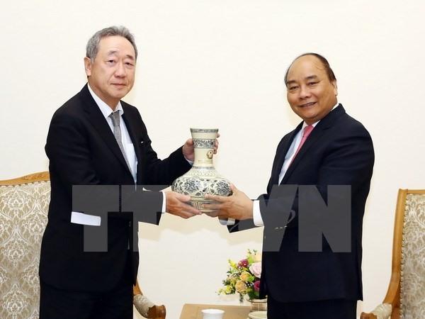 PM pledges business-friendly conditions for Korean investors