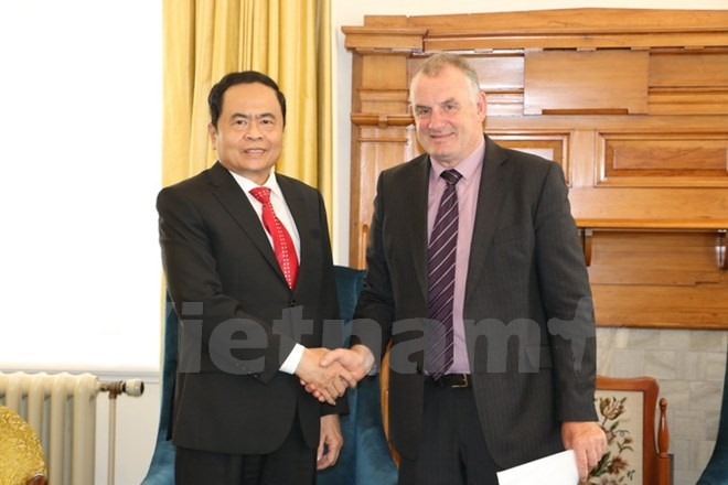 Việt Nam expects further NZ support on East Sea issue
