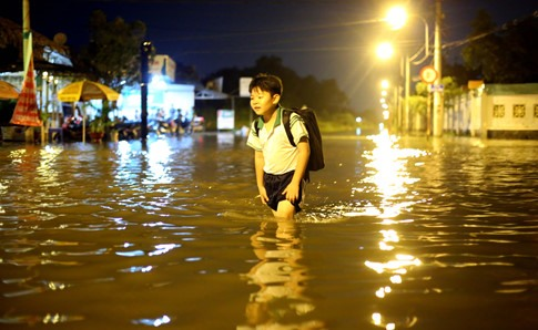 HCMC faces severe floods