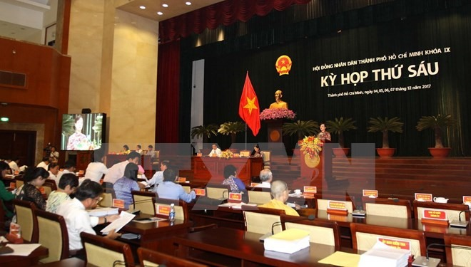 HCM City Peoples Council approves two resolutions