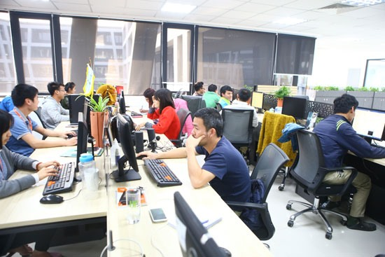 New software village opens