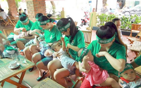 VNs first human milk bank opens in Đà Nẵng