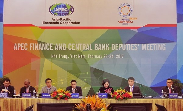 APEC finance central bank deputies concludes first working day