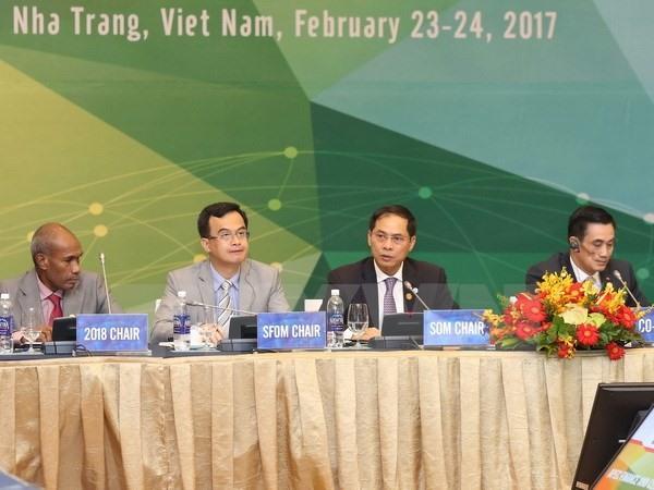 APEC targets long-term infrastructure funding