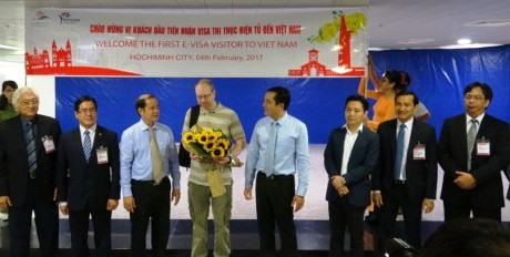 First 40 e-visas issued under new pilot