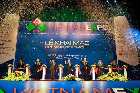 Việt Nam Expo 2017 to be held in April