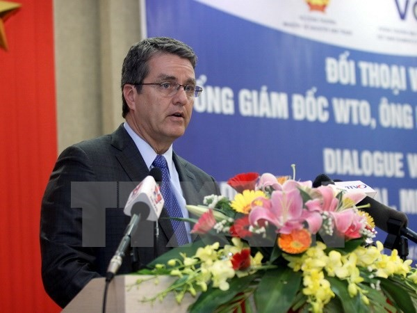 Việt Nam congratulates re-elected WTO Director-General