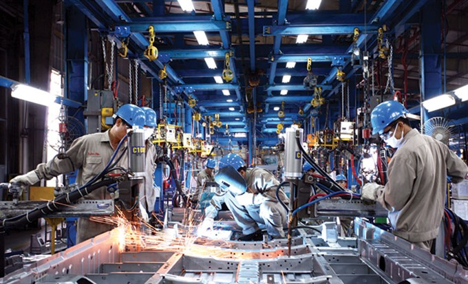 Industrial growth slow labour productivity low: Party official
