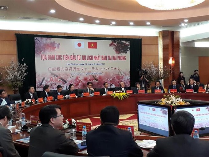 Hải Phòng fosters investment tourism links with Japan