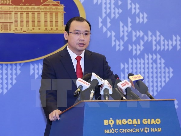 Việt Nam accuses China of violating its sovereignty