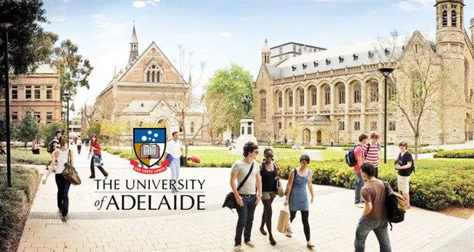 VN Australia train future leaders