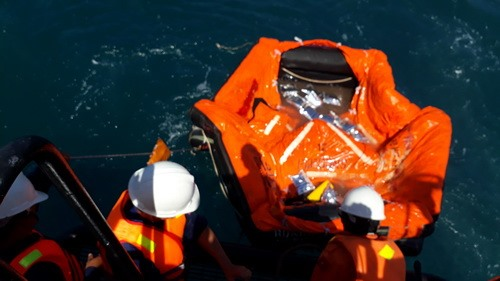 Second body recovered from wrecked ship