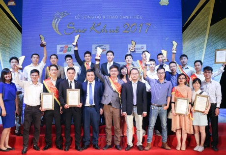 Awards given to top IT products