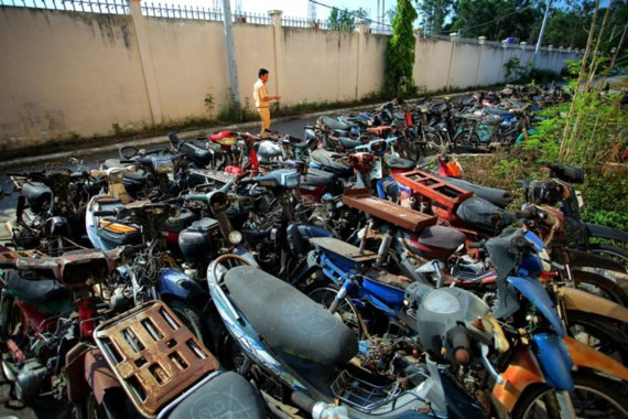 Scrapping unclaimed bikes: a better solution exists