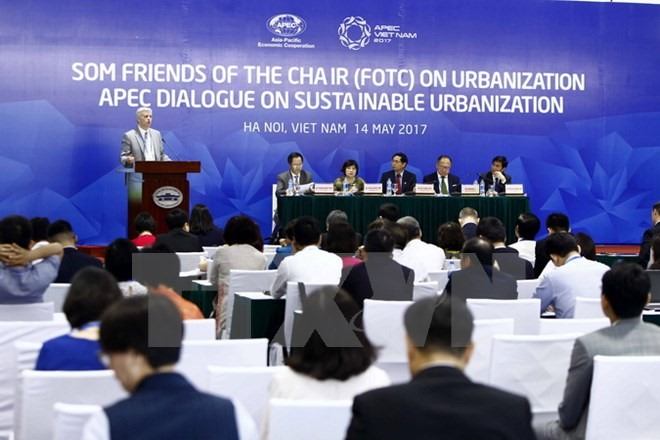 Human resources make APEC driving force