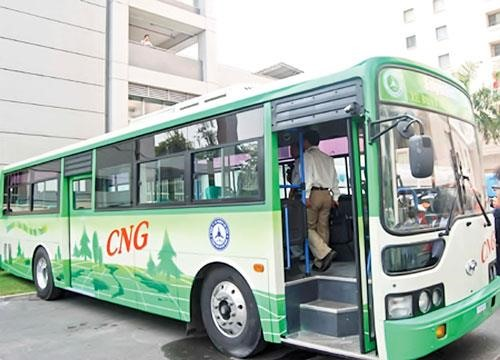 HCM City to get 800 CNG buses this year