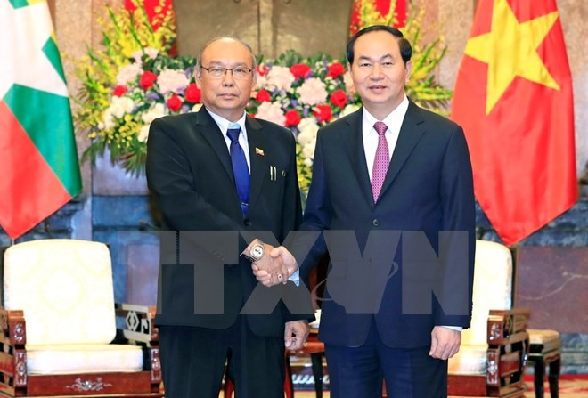 VN Myanmar urged to co-operate for development