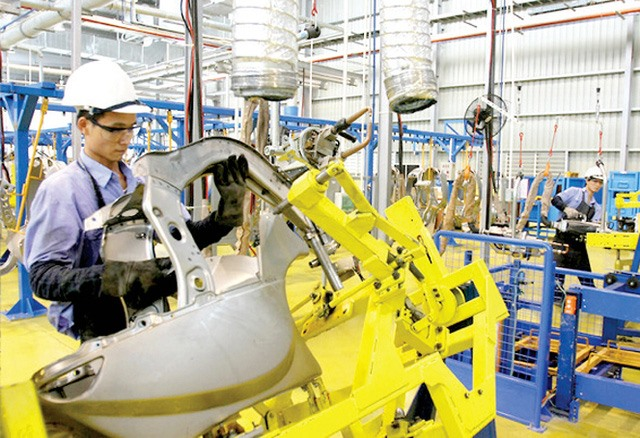 VN looks to develop support industry