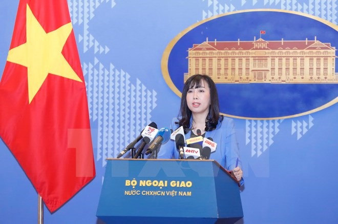 VN urges China to act responsibly