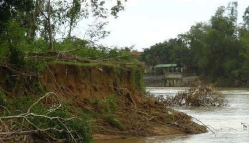 More than 25 million planned for flooding erosion prevention