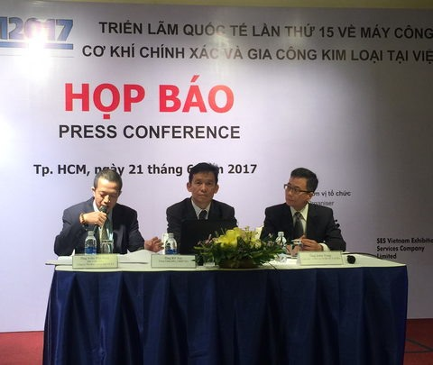 HCM City to host precision engineering manufacturing tech expo