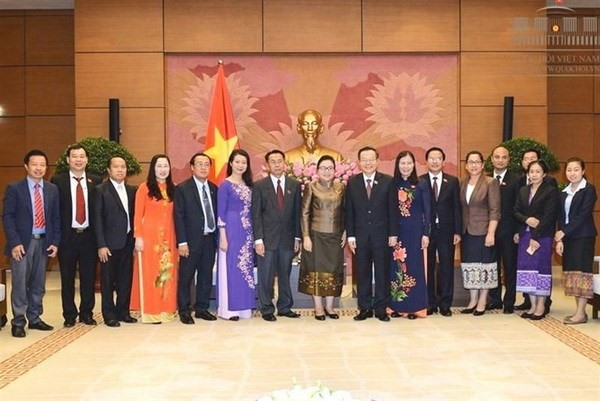 Việt Nam Laos boost justice co-operation