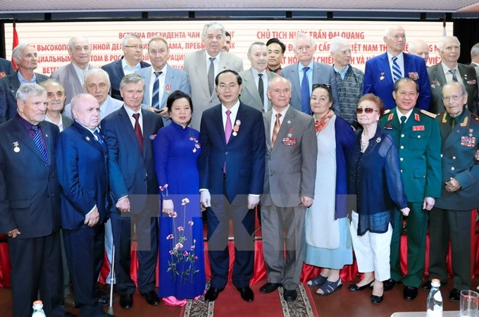 Russia support to Việt Nam appreciated