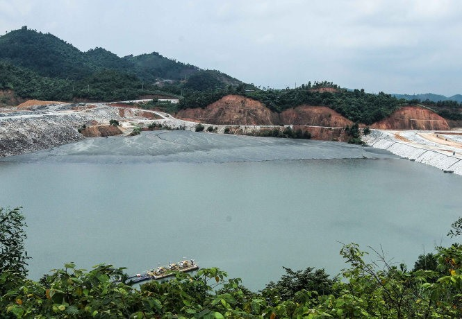 Việt Nams biggest polymetallic project fined for violations