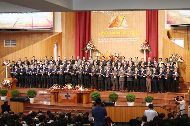Protestant Church begins general confederation