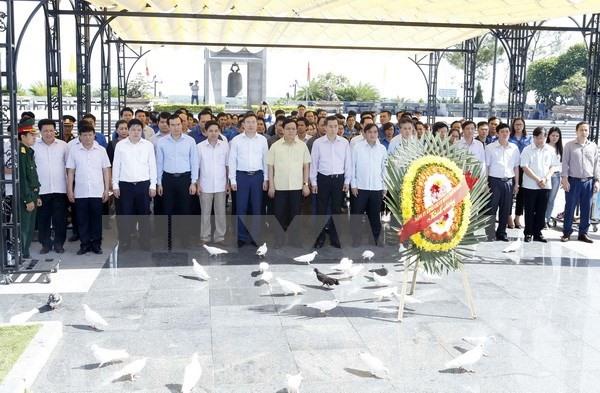 Requiem held in Quảng Trị to honour fallen soldiers