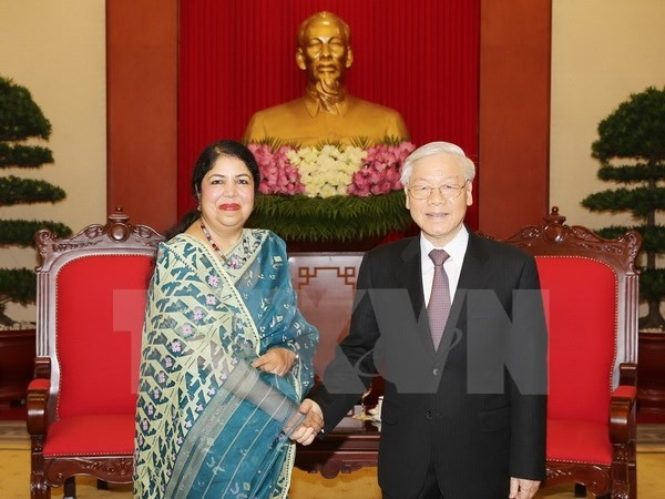 Bangladeshi Speakers visit to boost ties: Party leader