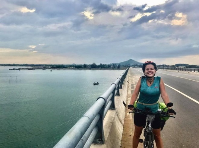 Pedalling to Việt Nams heart